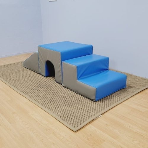 Softplay Mini Tunnel with Slide
