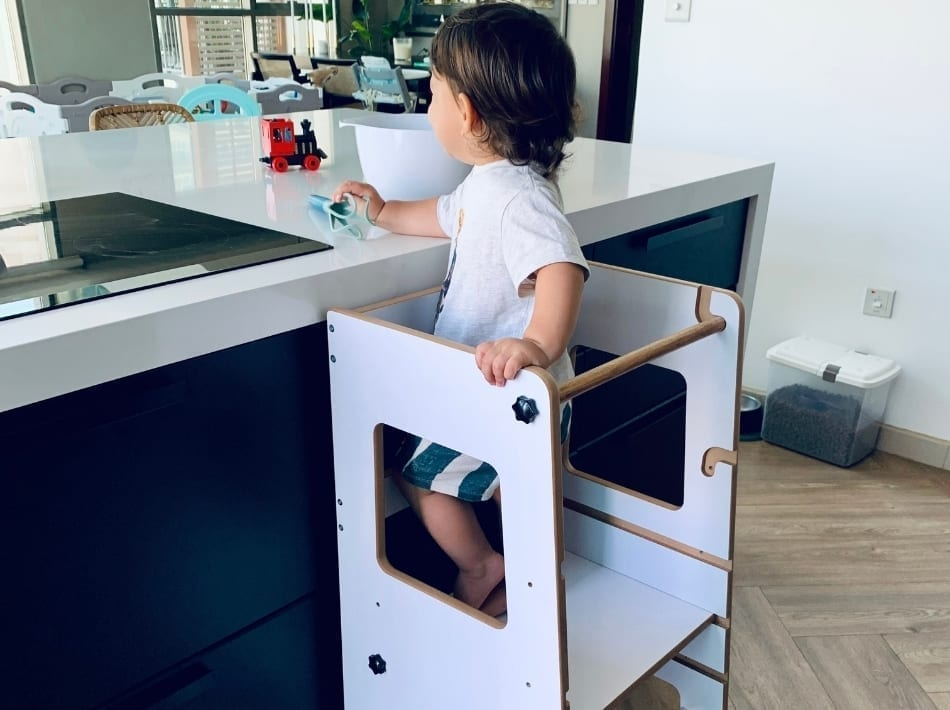 Moon Kids Home Delivers Learning Towers Across the GCC